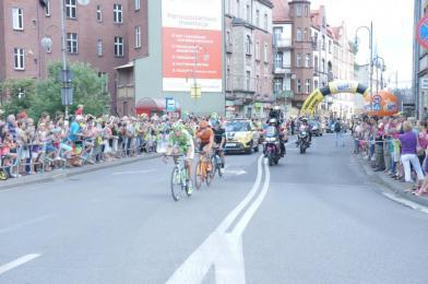 Tour de Pologne 2016 w Chorzowie - utrudnienia w ruchu