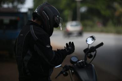 Motocykl to nie samochód - rzadko wybacza błędy