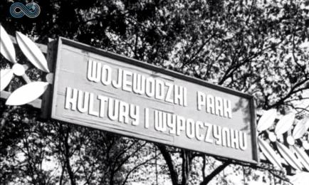 Jak tworzył się Park Śląski? Jego historia w Polskiej Kronice Filmowej