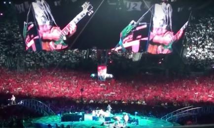 U2 na Śląskim? Dla fanów nie ma rzeczy niemożliwych