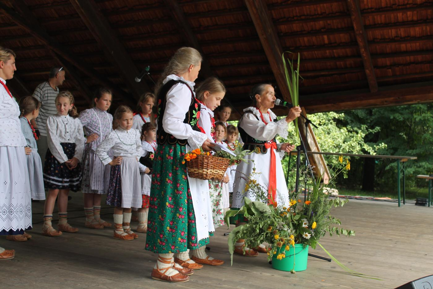 Dzień Ziół w Skansenie