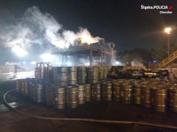 Rzecznik Praw Obywatelskich interweniuje w sprawie pożaru fosforu