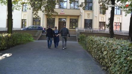 Tymczasowy areszt dla rozbojarza