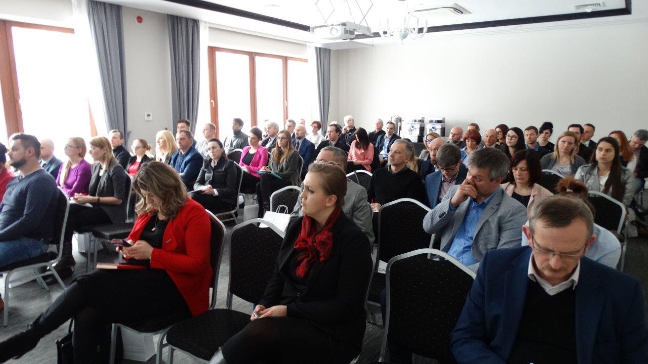 Konferencja Fundusze unijne wsparciem rozwoju firmy w 2018