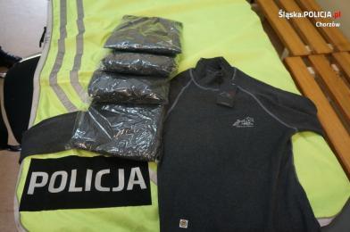 Nowa odzież dla policji konnej