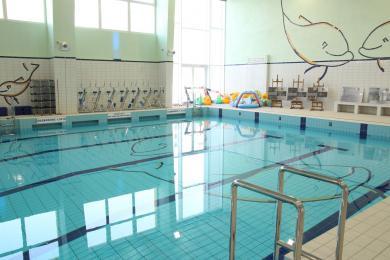 Ruchome dno na basenie - nowość w Chorzowie