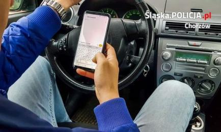 Telefon za kierownicą - tragedia na drodze