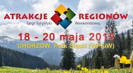 Targi Turystyki Weekendowej Atrakcje Regionów