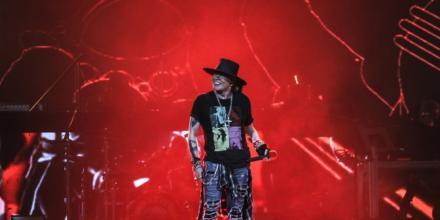 Guns N' Roses na Śląskim - niezbędnik koncertowicza
