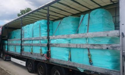 3 tiry z odpadami z Anglii miały trafić do Chorzowa