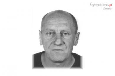 Policja poszukuje zaginionego Ryszarda Szczygioł