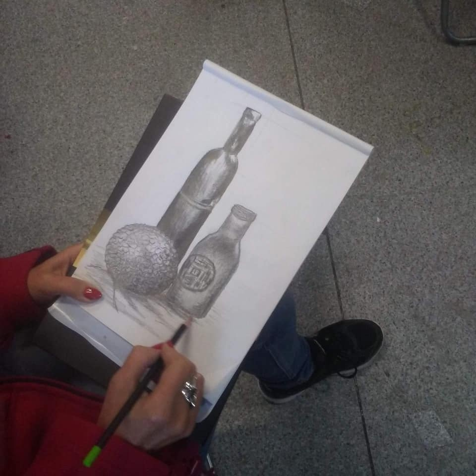 Warsztaty rysunku i malarstwa