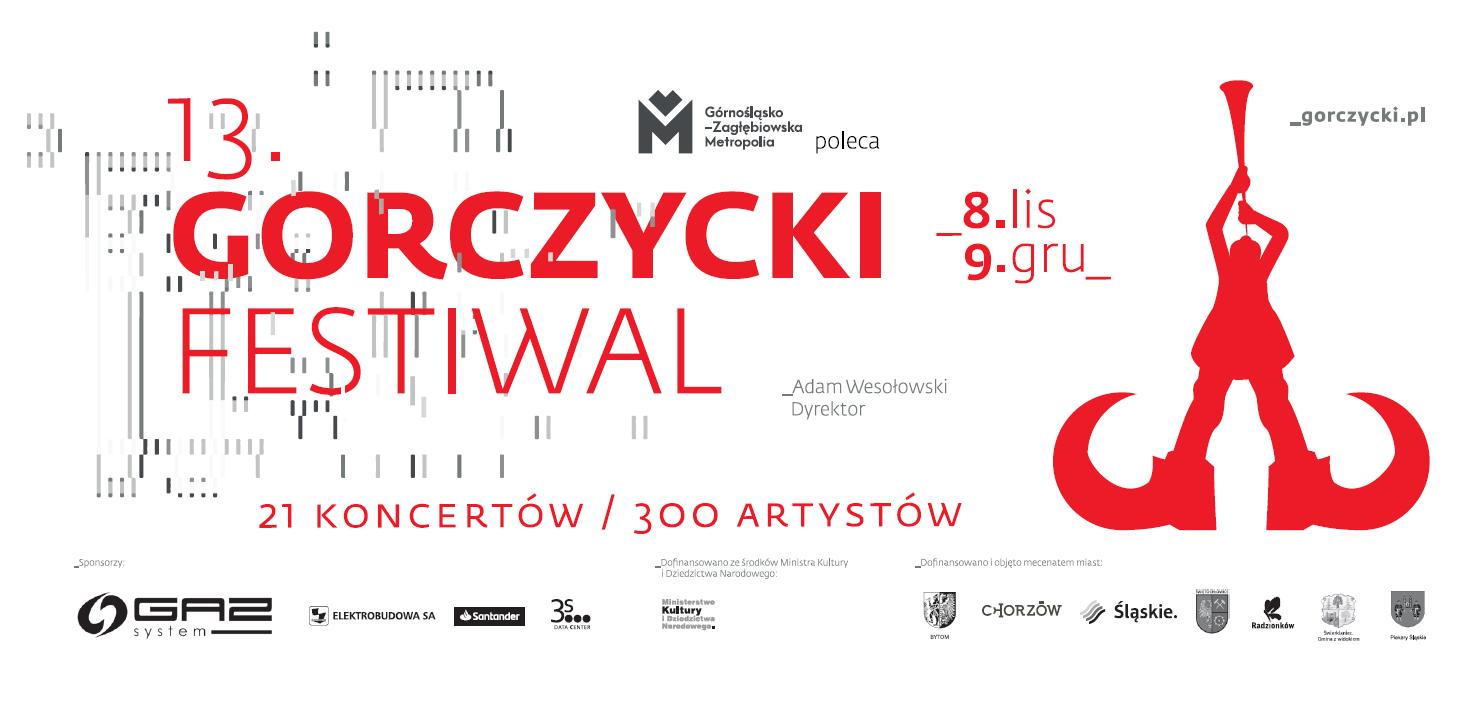 13. Międzynarodowy Festiwal im. G. G. Gorczyckiego