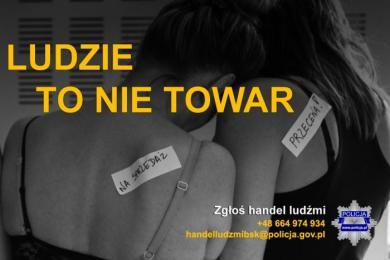 Europejski Dzień Walki z Handlem Ludźmi