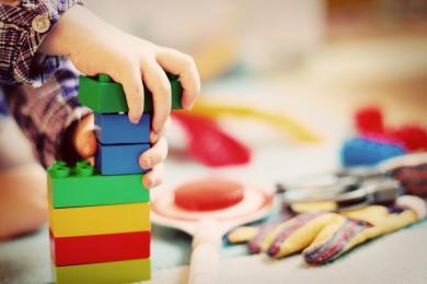 Zbiórka zabawek dla małych pacjentów