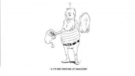 Dziś Mikołaj! Jaki wizerunek świętego jest lepszy - tradycyjny czy komercyjny?