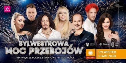 Kto wystąpi podczas Sylwestra z Polsatem?