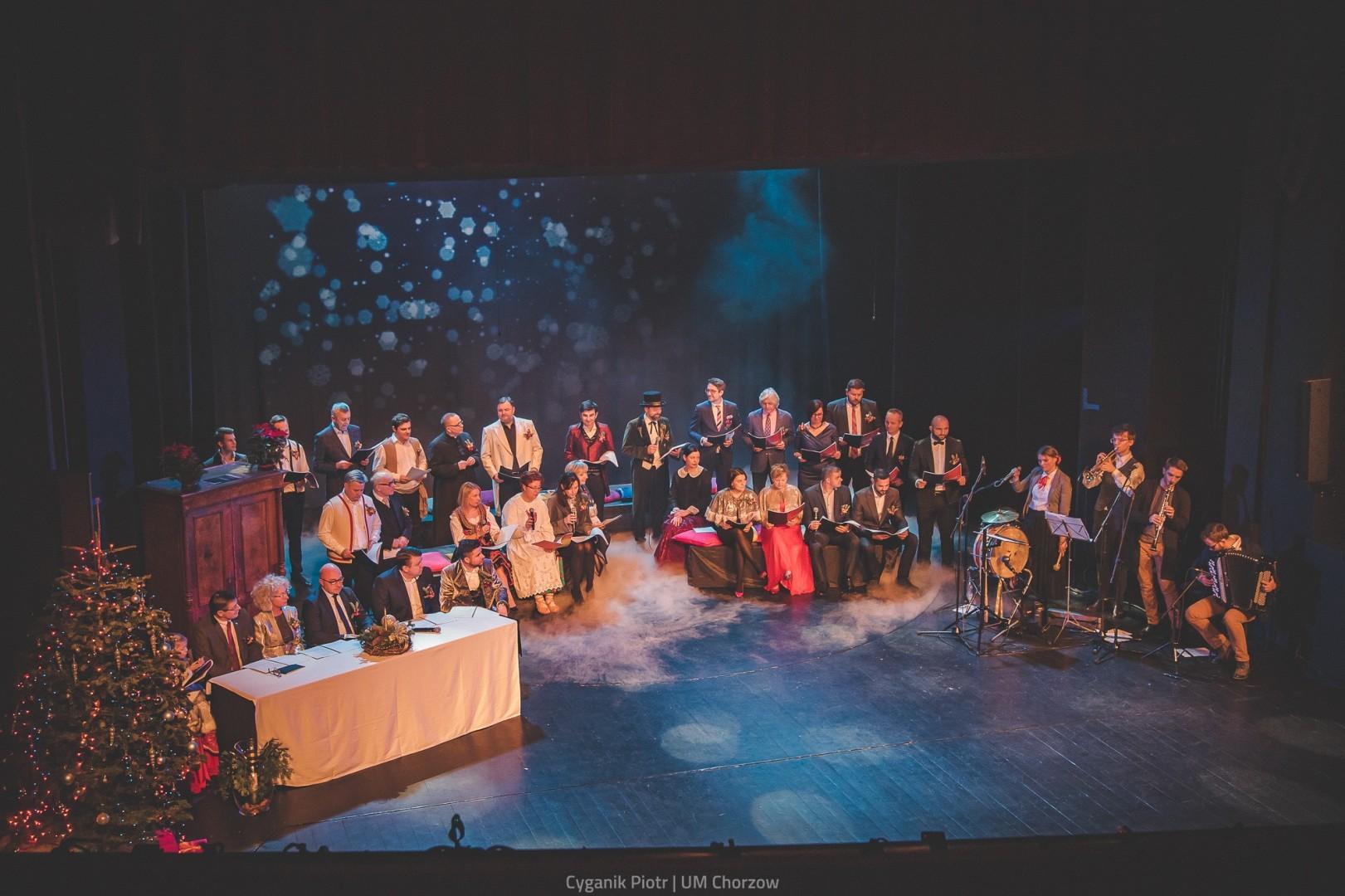 Chorzowska Kapela Dobrych Uczynków nadal gra dla zdolnej młodzieży