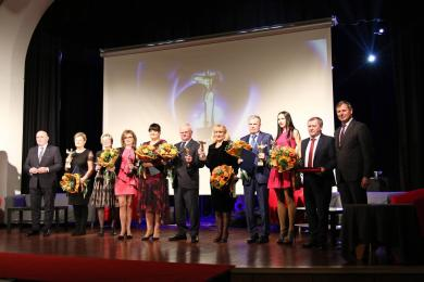 Nagrodzono sportowców, trenerów i osoby zasłużone dla chorzowskiego sportu