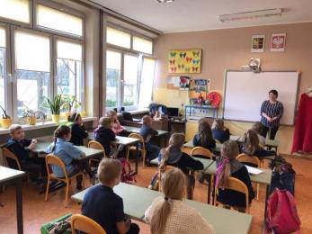Bohaterki z Chorzowa inspirowały dzieci i młodzież podczas warsztatów i spotkań