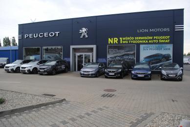 W Katowicach przygotujesz swojego Peugeota do sezonu