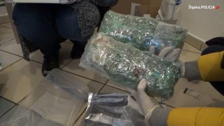 Dwa gangi pseudokibiców rozbite. Przejęto narkotyki warte prawie 2 mln zł!