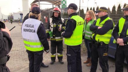Policjanci z Chorzowa przeprowadzili ćwiczenia dowódczo - sztabowe