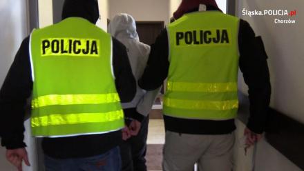 34 - latek z Chorzowa napadł na dwóch chłopców. Został zatrzymany i usłyszał zarzuty