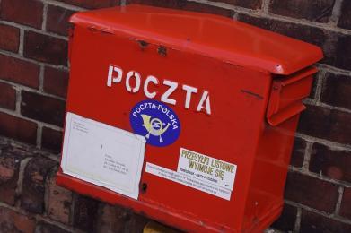 Akcja protestacyjna w Poczcie Polskiej!