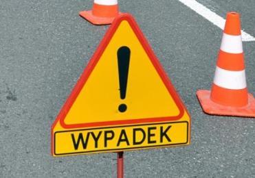 Na DTŚ w Chorzowie doszło do karambolu. Zderzyło się pięć samochodów