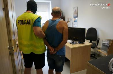 70 - latek z Chorzowa zatrzymany za posiadanie znacznych ilości narkotyków