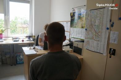 Kryminalni z Chorzowa odzyskali skradzionego opla