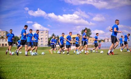 Ruch Chorzów wznowił treningi. Co po pierwszych zajęciach powiedział nowy trener?
