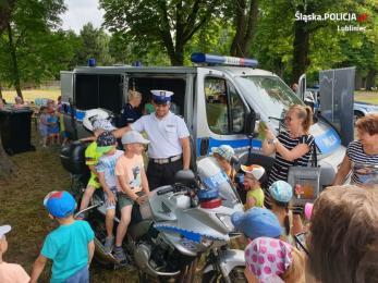 Policja radzi, jak zadbać o bezpieczny, letni wypoczynek