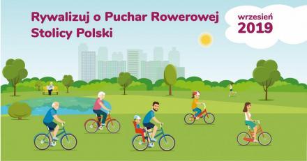 Kręć kilometry dla Chorzowa w Rywalizacji o Puchar Rowerowej Stolicy Polski