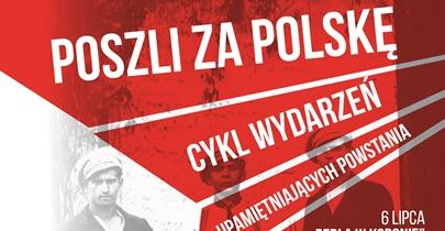 Chorzów: Park Śląski na 100-lecie wybuchu I Powstania Śląskiego