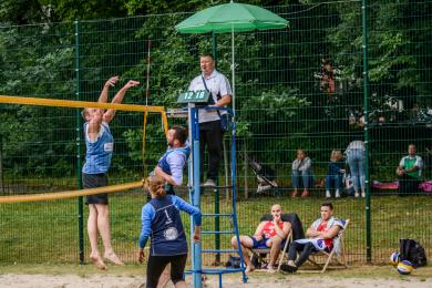 Siatkówka plażowa - za nami sobotni turniej [ZDJĘCIA]