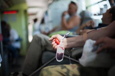 Sprawdź gdzie i kiedy możesz oddać krew w Chorzowie!