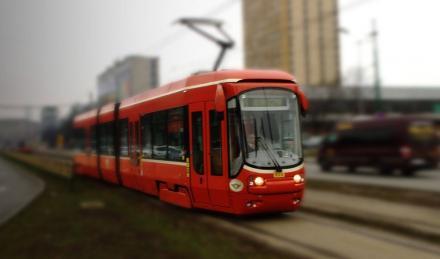 Od 7 do 8 września tramwaje będą kursowały według innego rozkładu jazdy