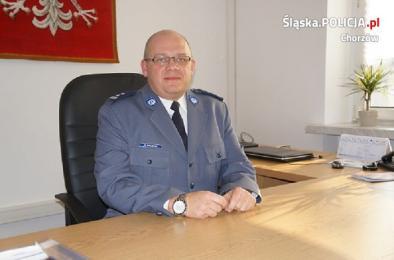 Zastępca szefa chorzowskich policjantów odnalazł zaginionego 10-latka