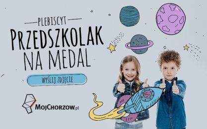 """Konkurs zdjęciowy """"Przedszkolak na medal"""" - czekamy na wasze zdjęcia!"""