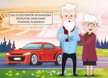 """Zapraszamy na warsztaty """"Kierowca 60 PLUS - 40 lat minęło. Doświadczenie, a Rutyna..."""""""