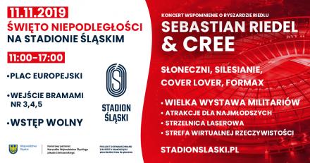 Święto Niepodległości na Stadionie Śląskim