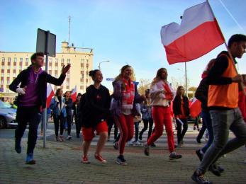 W Chorzowie odbył się 18. Bieg Niepodległości. Zobaczcie jak było! [ZDJĘCIA]