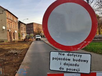 Rozpoczął się remont ul. Mazurskiej w Chorzowie. Są utrudnienia i objazdy!