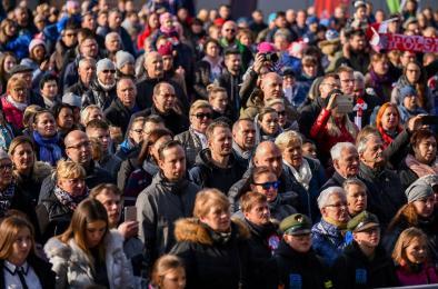 Rodzinne Święto Niepodległości na Stadionie Śląskim