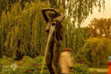 Zobaczcie piękno fontann w Parku Śląskim