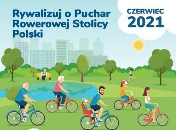 Chorzów walczy o Puchar Rowerowej Stolicy Polski