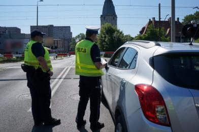 Chorzowscy policjanci przeprowadzili działania Bezpieczny przejazd - Szlaban na ryzyko!