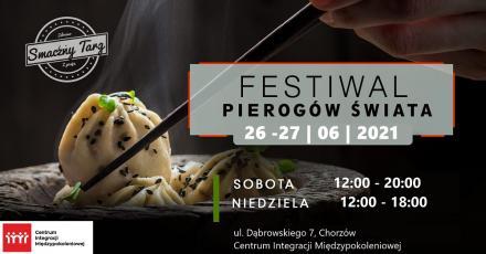 Przed nami Festiwal Pierogów Świata!